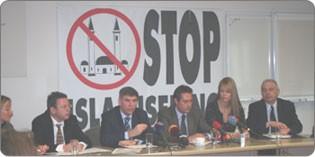 17 janvier 2008 : LANCEMENT A ANVERS DE LA CAMPAGNE EUROPEENNE