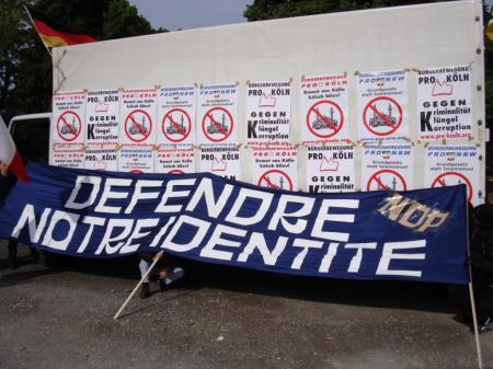 9 mai 2009 : congrès anti-islamique à Cologne