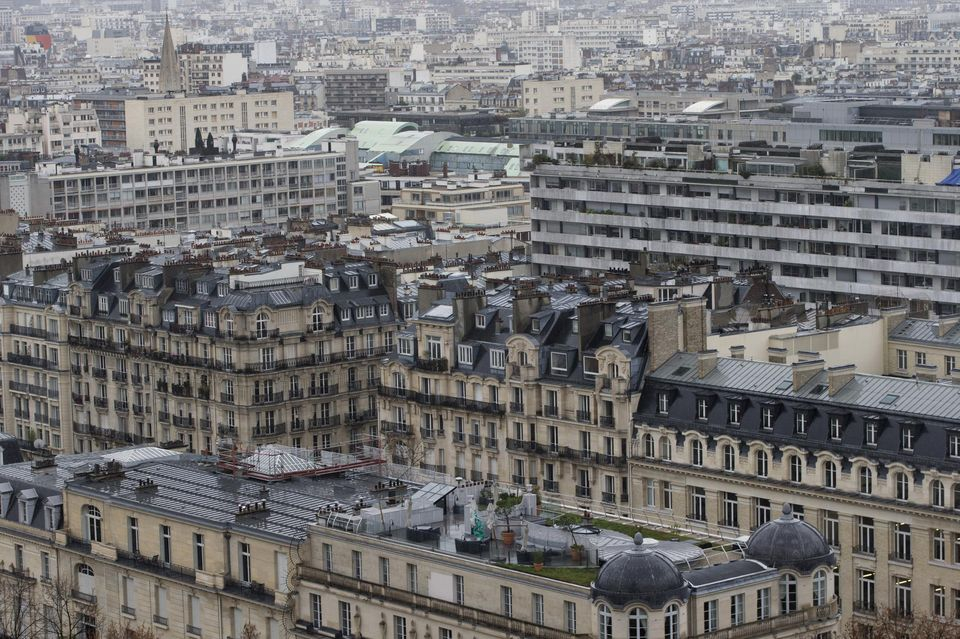 dans paris et sa banlieue une personne sur cinq est immigr e l v c i. Black Bedroom Furniture Sets. Home Design Ideas